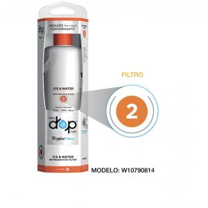 Filtro Whirlpool Agua para refrigeradores Filtro 2