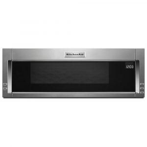 Micro Campana KitchenAid Low Profile de 1000 Watts